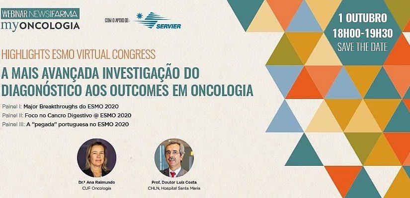 """Webinar """"Highlights ESMO Virtual Congress"""""""