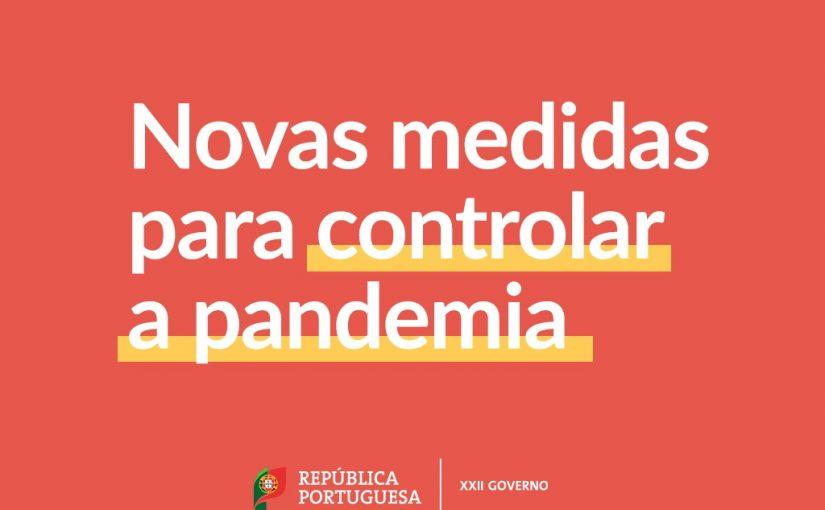 Governo aprova oito medidas para «prevenir expansão da pandemia»